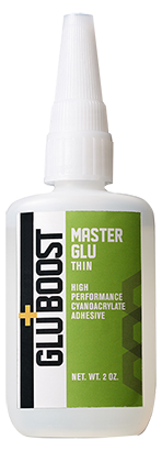 MasterGlu | Thin - General Use   Ultra Pure - High Performance CA Adhesive